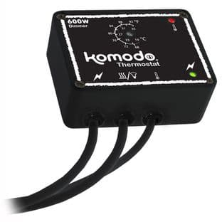 Komodo Dimming thermostat for up to 600W