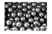 "9.5 MM  3/8"" CARBON STEEL BALL BEARINGS / CATAPULT AMMO"