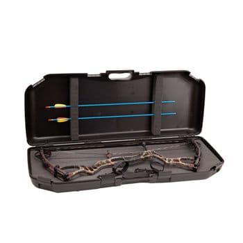 SILCO SPORTS LTD : ABS Compound ARCHERY Bow Case with Arrow Holders