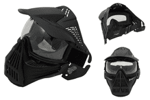 Avalon Archery Battle Face Protection Mask - STD