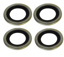 DOWTY SEALS FOR PRE CHARGED RIFLES & PISTOLS (10 PK)
