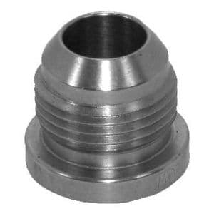 AN Male Stainless Steel Weld On fittings