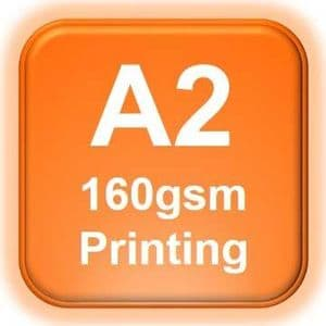 A2 Poster Printing 160gsm | A2 Printing from £5.80