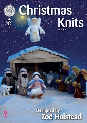 King Cole Christmas Knits - Book 3
