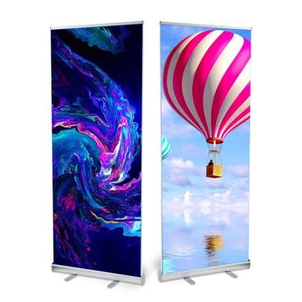 LF Poster Roll Up Banner Stand 850mm 19.99 Pack of 6