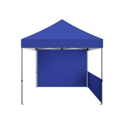 Lightweight Aluminium, Packs Back Down Into A Strong And Sturdy Wheeled Bag Banner Stand- CCZT33-XAF