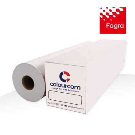 Photo Gloss Fogra Cert. Proofing Paper 255g 610mm x 30M 3in