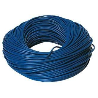 4mm Blue Sleeving x 100m