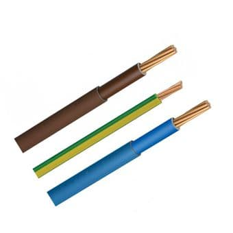 6181YTails Kit Including 1m each of 25mm Brown & Blue Tails + 16mm 6491x G/Y