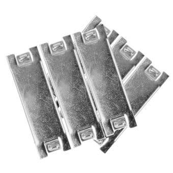 FuseBox AMBM Metal Module Blanks 6 Pack