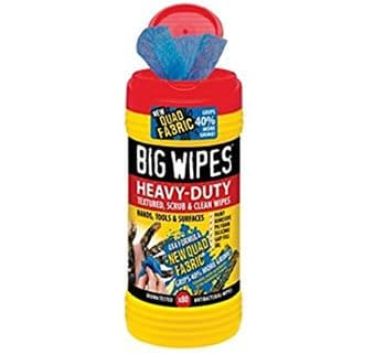 Big Wipes Heavy Duty 4x4 Cleaning Wipes