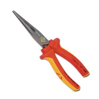 C.K 431014 RedLine VDE Snipe Nose Pliers 200mm