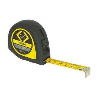 C.K T3442 16 Softech Tape  Measure 5m/16'