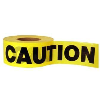 Caution Tape per 1mtr