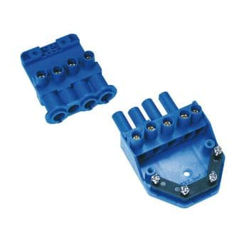 Scolmore CT202C Click Flow 20 Amp Push-in Connector