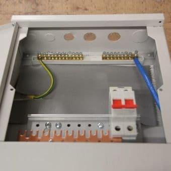 Envirograf SLM1 100mm x 300mm Insulation Liner for Metal Consumer Units