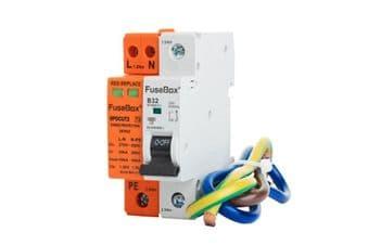 FuseBox SPDCUKITT2 Type 2 Surge Protection Device Kit