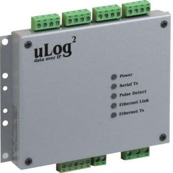 Hager JK107DL 8 Input Data Logger for Invicta 3 Dual Metered Distribution Boards