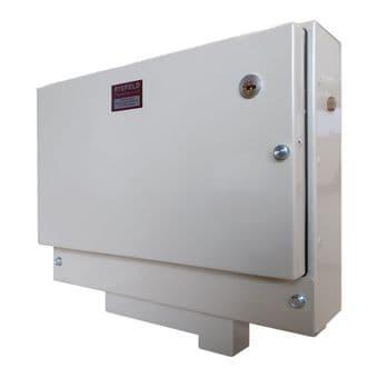Ryefield SHS 1004/60 PME/SNE three Way 1 Phase Distribution Board
