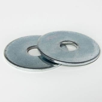 Stainless Steel Penny Washer 8x1 M8 Pack of 100
