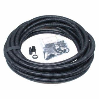 Univolt 20mm Flexible Conduit Pack With 10 Glands/Lock