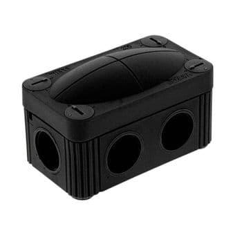 Wiska Combi 206 Grey Waterproof Junction Box