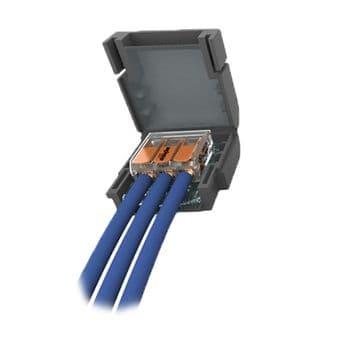 WISKA MJBF215 1x5 Way Gel Connector Box