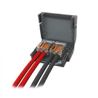 WISKA MJBF222 2x2 Way Gel Connector Box