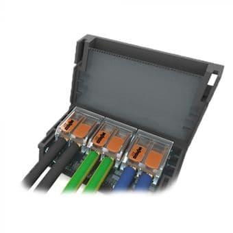 WISKA MJBF332 3x2 Way Gel Connector Box