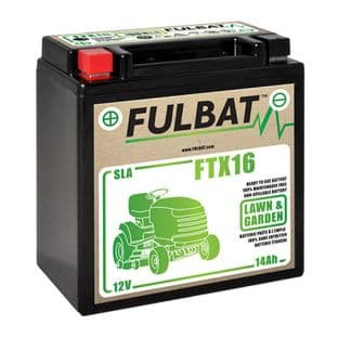 12V / 14AH Sealed Battery Fitted to  McCulloch Jonsered Mowers 532437157