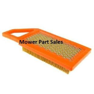 Air Filter GGP Engine 7250 Series TRE0701 TRE0702 Mountfield RM45 RM55 Alpina BT98 Castel Garden