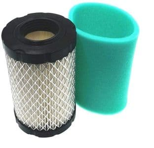 Air Filter Round Fits Some McCulloch M185-107T, 96041037800 - 594201