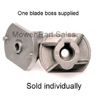 Blade Boss Adaptor Hub Fits Stiga / Solo / Sabo / Brill Mowers Replaces 1134-9159-01, 1134915901, 1136-0221-01, 1136022101, ST1136-0221-01