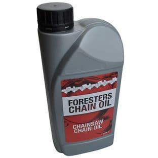 Chainsaw Chain Oil Super Tacky 1 Litres For All Makes Of Chain Saw