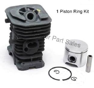 Cylinder & Piston Barrel Kit Fits Husqvarna 141, 142, 136, 137 & Jonsered 2040, CS2040, 2036 Chainsaw (40mm) 530069941