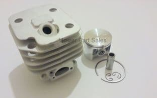Cylinder & Piston Barrel Kit Fits Husqvarna 162 SE, 266 XP & Jonsered 630 Super Chainsaw  50mm Pot Replaces 501685571