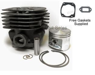 Cylinder & Piston Barrel Kit Fits Husqvarna 372 xp,  371 & 371K / 362 & Jonsered 2071, 2171, CS2171 Chainsaws 50mm  503626473