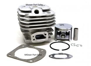 Cylinder & Piston Barrel Kit & Ring Fits Husqvarna 268 & 268xp Chainsaw & 268K Power Saw 50mm  Replaces 503611071