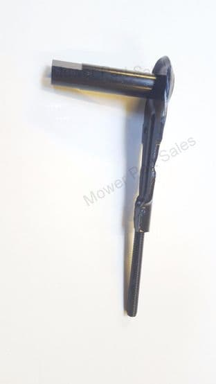 Front Left Fulcrum Lever Deck Lift Arm 122 Castel Garden TCX122 Mountfield Honda 382318161/0