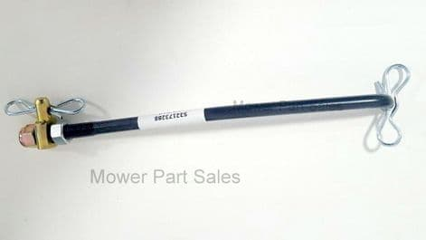 Front Link Rod Complete Husqvarna CT130 CTH130 Jonsered Poulan Weedeater 173288, 532173288