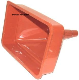 Fuel Funnel Large With Sieve Gauze Filter 280mm x 190mm