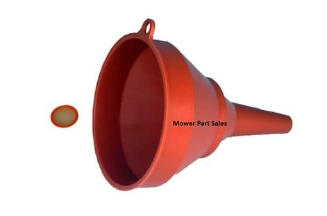 Fuel Funnel Small With Sieve Gauze Filter Dia 95mm