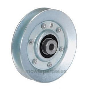 Heavy Duty V Idler Pulley Fits John Deere / MTD / Murray / Noma / Snapper / Toro Mowers Replaces  AM133756, 756-0226, 756-0293