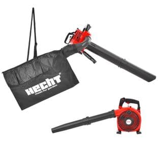 Hecht Petrol Powered Leaf Vac / Blower Hecht 9254  25.4cc ** Free Shipping **