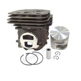 Husqvarna 365 & 372 X TORQ And Jonsered CS2166, CS2172 Cylinder & Piston Barrel Pot Kit 50mm - 575774102, 575774101