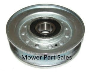 Idler Deck Belt Pulley AGS Starjet AJ102 Lawnboss, N532150784