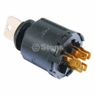 Ignition Switch Fits Husqvarna / Jonsered / AYP / Sovereign Eurorider Lawnmowers Replaces P/N 532140399, 532144921