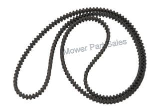 """John Deere 225 Toothed Timing Synchronous Belt Fits Earlier LT133 & LT155 & LT166 With 42"""" Freedom Deck Fitted Replaces M127926"""