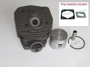 Jonsered Cylinder & Piston Barrel Pot Kit Fits 2149, 2150, CS2150 Chainsaws 44MM - 503869971