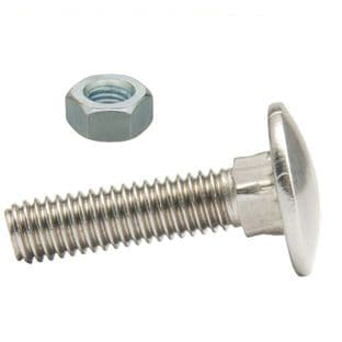Mandrel Spindle Housing Bolt & Nut Castel Garden TC122 TCP122 TCR122 TCX122 TCU122, XX  112818700/0